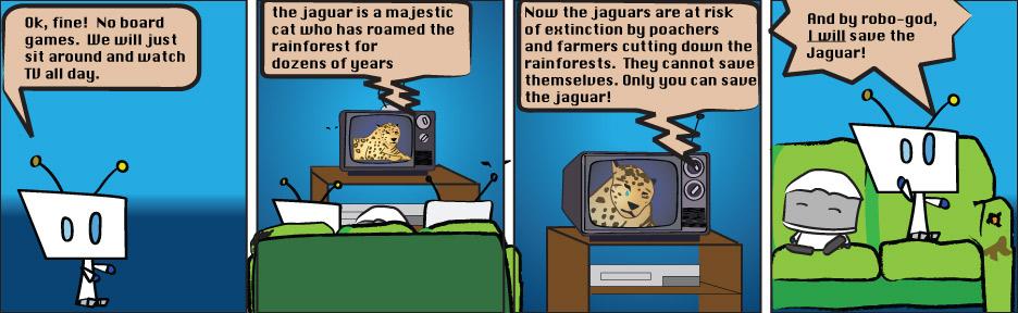 Save the Jaguar